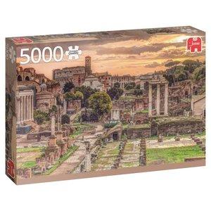 Forum Romanum, Rom - 5000 Teile Puzzle