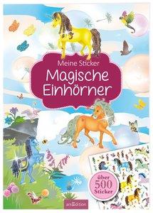 Meine Sticker: Magische Pferde