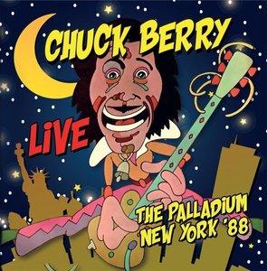 Live...The Palladium New York \'88 (Blue Vinyl)