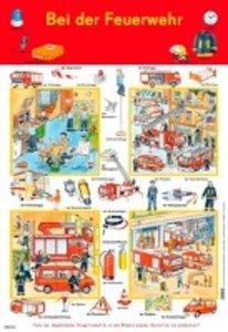 Bei der Feuerwehr