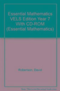 Essential Mathematics VELS Edition Year 7 With CD-ROM