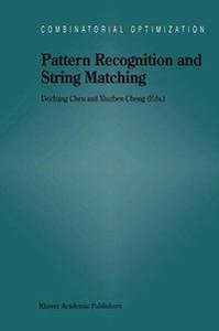 Pattern Recognition and String Matching