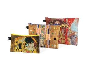 MUSEUM Zip Pockets - Klimt