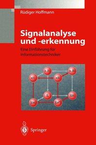 Signalanalyse und -erkennung