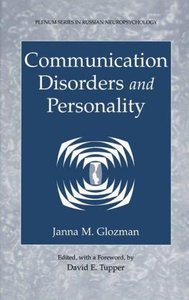 Communication Disorders and Personality