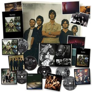 Urban Hymns (20th Anniversary Edt) (LANGTITEL5CD+DVD)