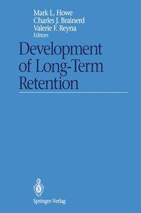 Development of Long-Term Retention