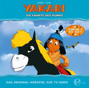 (30)Hörspiel zur TV Serie-Die Fährte Des Pumas