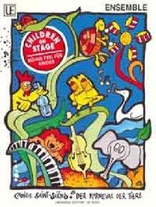 Der Karneval der Tiere, für Ensemble in variabler Besetzung: 2 M