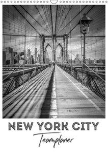 NEW YORK CITY Teamplaner