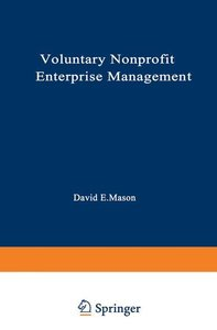 Voluntary Nonprofit Enterprise Management