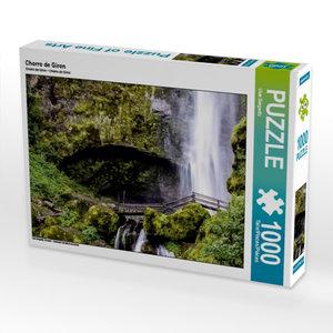 Chorro de Giron 1000 Teile Puzzle quer