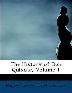 The History of Don Quixote, Volume 1