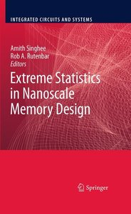 Extreme Statistics in Nanoscale Memory Design