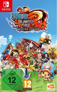One Piece Unlimited World Red, 1 Nintendo Switch-Spiel (Deluxe E