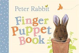 Peter Rabbit - Finger Puppet Book