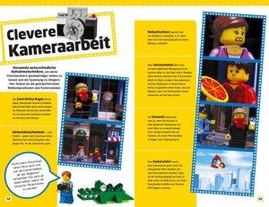 LEGO® Mach deinen eigenen Film: Das offizielle LEGO® Buch zur St