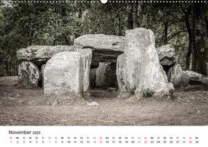 Foto-Momente Frankreich - Dolmen und Menhire