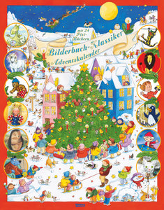 Bilderbuch-Klassiker Adventskalender