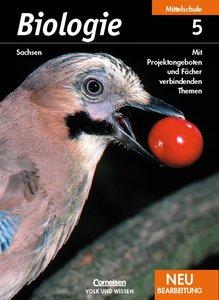 Biologie Neubearbeitung 5. Schuljahr. Schülerbuch. Mittelschule