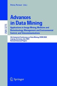 Advances in Data Mining