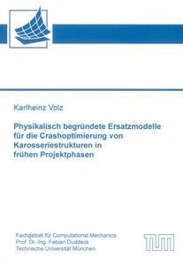 Physikalisch begründete Ersatzmodelle für die Crashoptimierung v