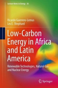 Low Carbon Energy in Africa and Latin America