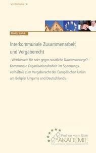 Interkommunale Zusammenarbeit und Vergaberecht