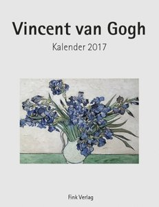 Vincent van Gogh Kunstkarten-Einsteckkalender 2017