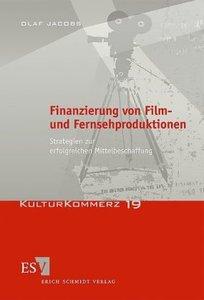 Finanzierung von Film- und Fernsehproduktionen