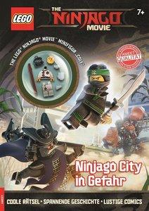 The LEGO® NINJAGO® MOVIE(TM) Ninjago City in Gefahr