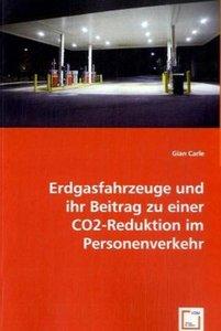Erdgasfahrzeuge und ihr Beitrag zu einer CO2-Reduktion im Person