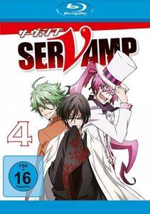Servamp - Blu-ray 4