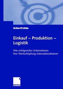 Einkauf - Produktion - Logistik