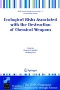 Ecological Risks Associated with the Destruction of Chemical Wea