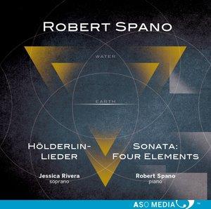 Hölderlin-Lieder/Sonata Four Elements