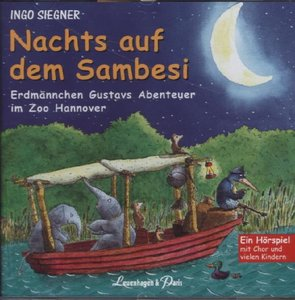 Nachts auf dem Sambesi. CD
