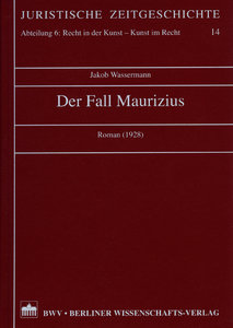 Der Fall Maurizius (1928)