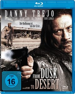 From Dusk To Desert (Blu-Ray)