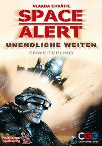 Heidelberger Spieleverlag CZ018 - Space Alert: Unendliche Weiten