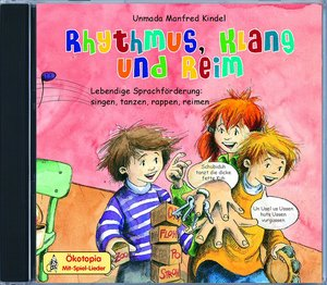 Rhythmus, Klang und Reim - CD