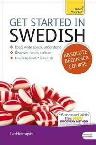 Get Started in Swedish Book/CD Pack: Teach Yourself