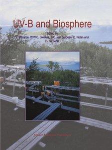 UV-B and Biosphere