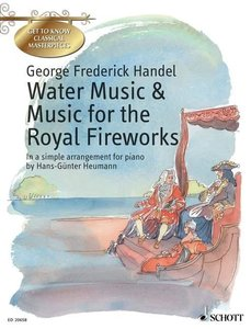 Water Music - Music For The Royal Fireworks