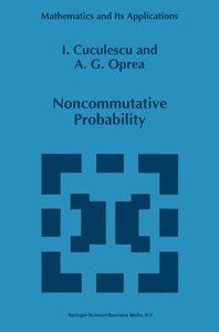 Noncommutative Probability