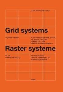 Rastersysteme für die visuelle Gestaltung. Grid systems in graph