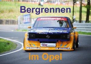 Bergrennen im Opel