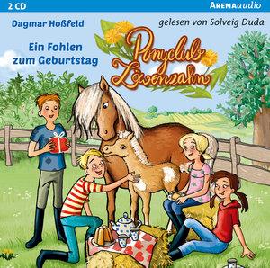 Ponyclub Löwenzahn (2). Ein Fohlen zum Geburtstag