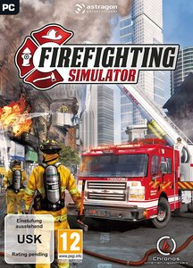 Firefighting-Simulator, 1 CD-ROM