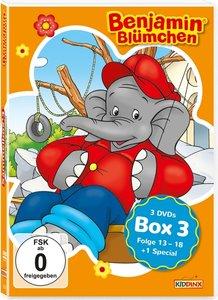 Benjamin Blümchen - Sammelbox. Box.3, 1 DVD